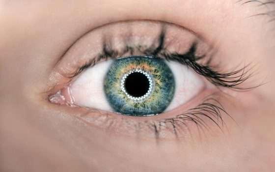Torna a vedere grazie alla cornea artificiale