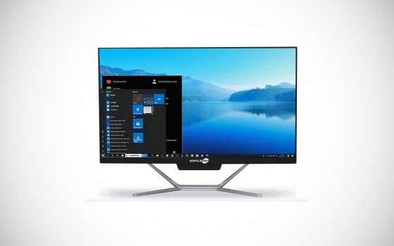 PC all-in-one configurabile a partire da 417 euro