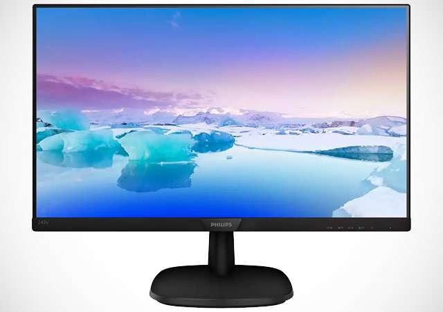 Il monitor Philips V-line 243V7QDAB