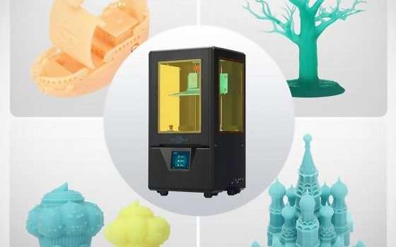 Anycubic Photon S: la stampante 3D a -100 euro