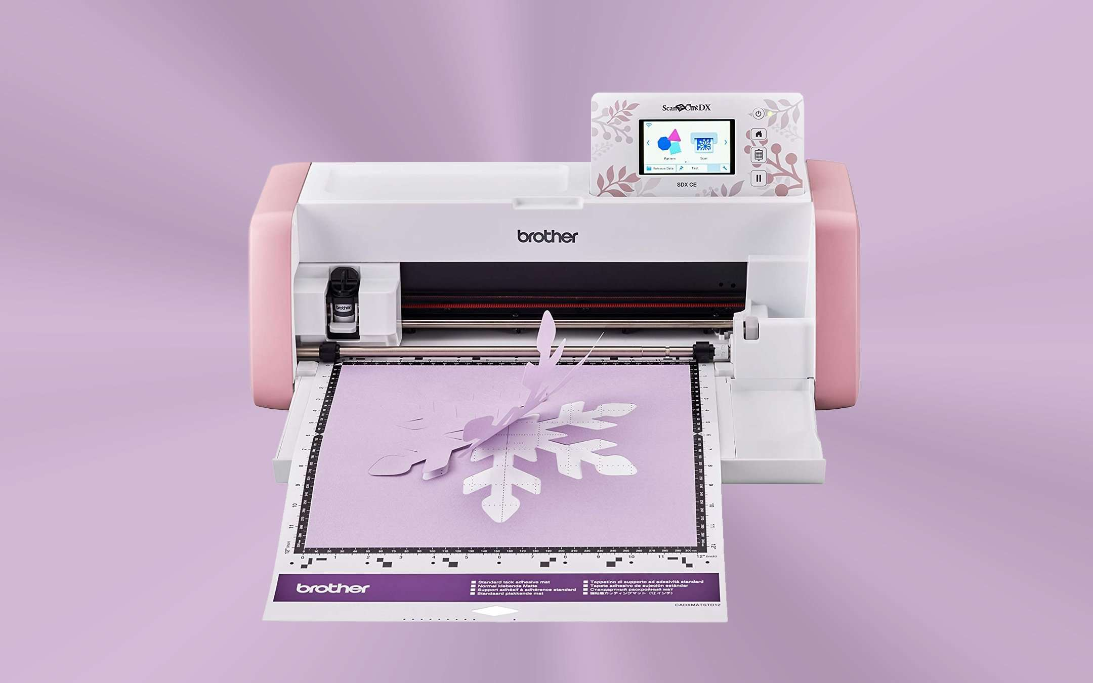 Cutting machine: creativity with 20% discount