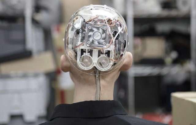 Il robot Sophia di Hanson Robotics
