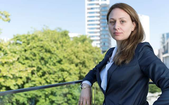 Sophie Batas, Director for Cybersecurity, Huawei Europe
