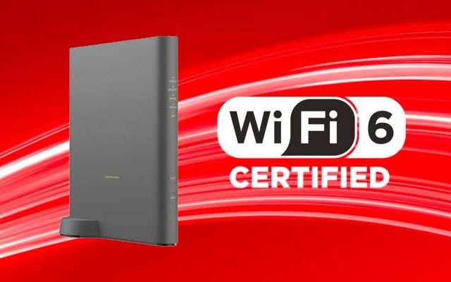 La nuova Vodafone Station certificata per WiFi 6