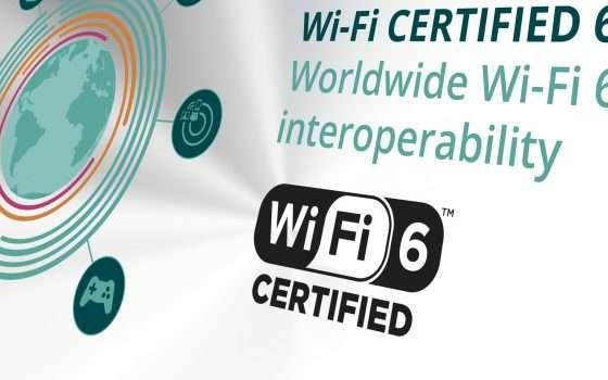Stanno per arrivare i primi device basati su Wi-Fi 6E