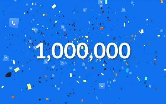 Un milione di postazioni Zoom Phone nel mondo