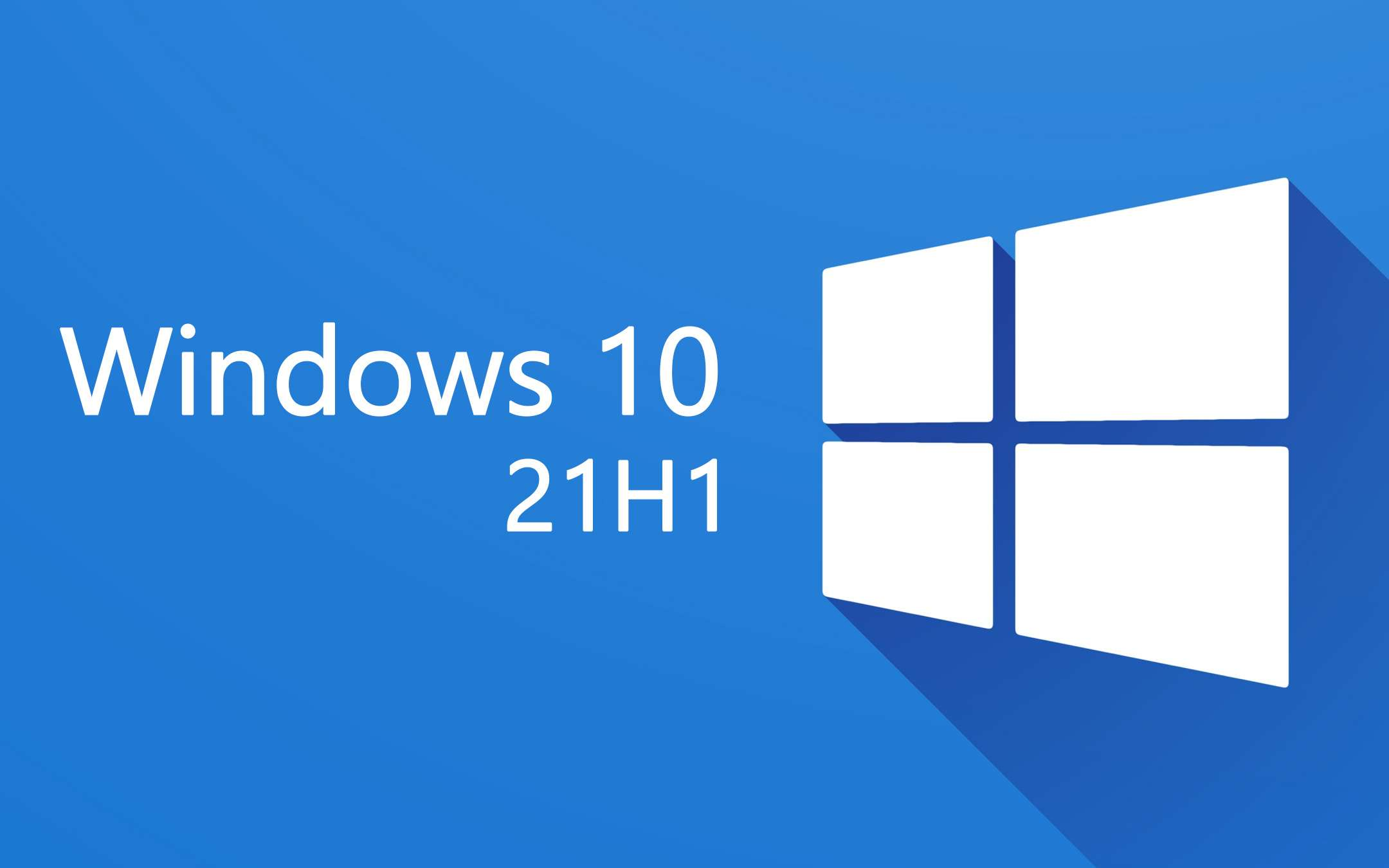 Windows 10 21H1: Microsoft is almost ready to launch