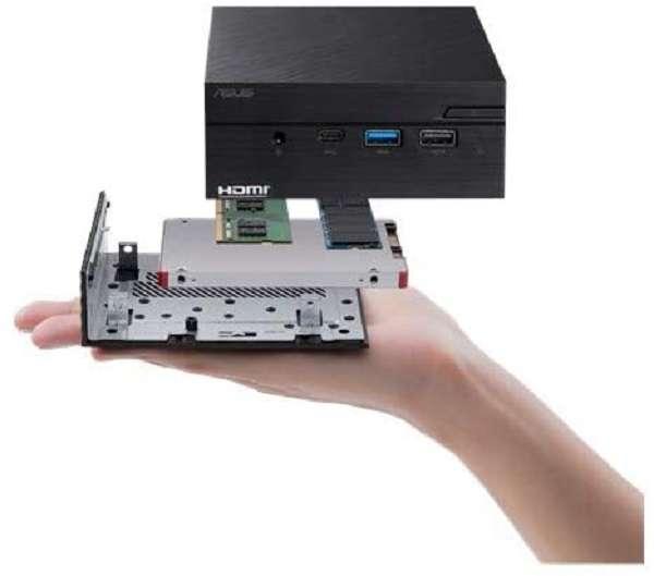 Asus Mini PC PN40 - 1