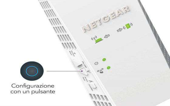 Ripetitore Mesh Netgear X4 a 15€ in meno su Amazon