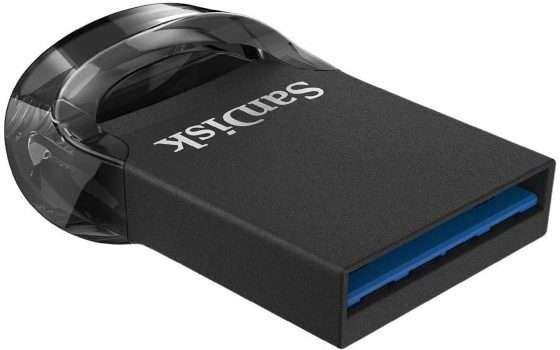 SanDisk Ultra Fit da 16GB al prezzo più basso di sempre