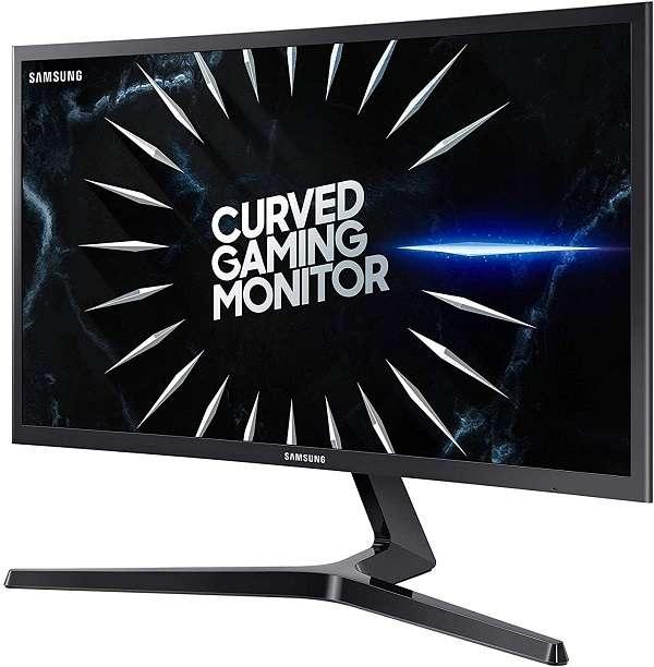 Monitor Gaming Samsung C24RG52FQU - 1