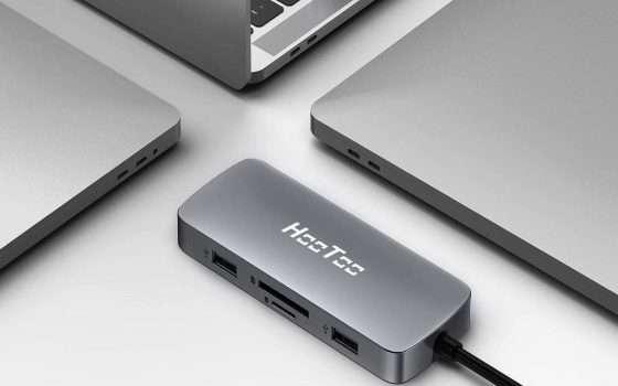 HUB USB HooToo a un prezzo eccezionale: 27,99€