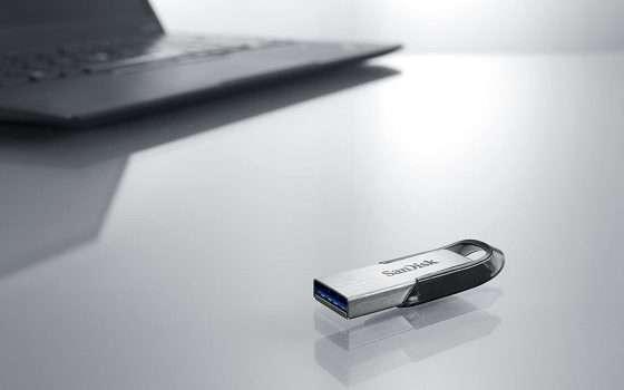 Sandisk Ultra Flair da 128 GB: sconto del 62% (solo 22€)