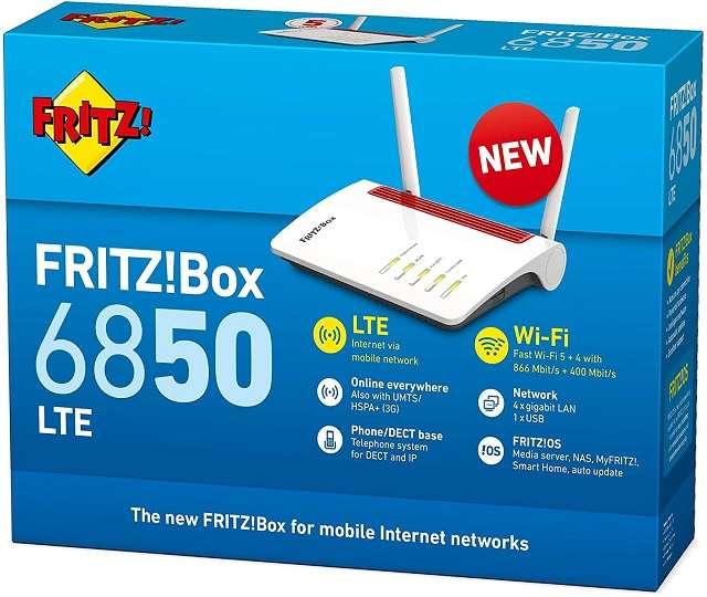 AVM Fritz!Box 6850