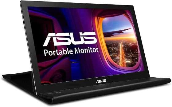 Monitor portatile Asus ZenScreen 15,6 in sconto
