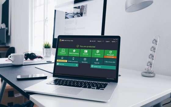 AVG antivirus free e Internet Security: recensione 2021