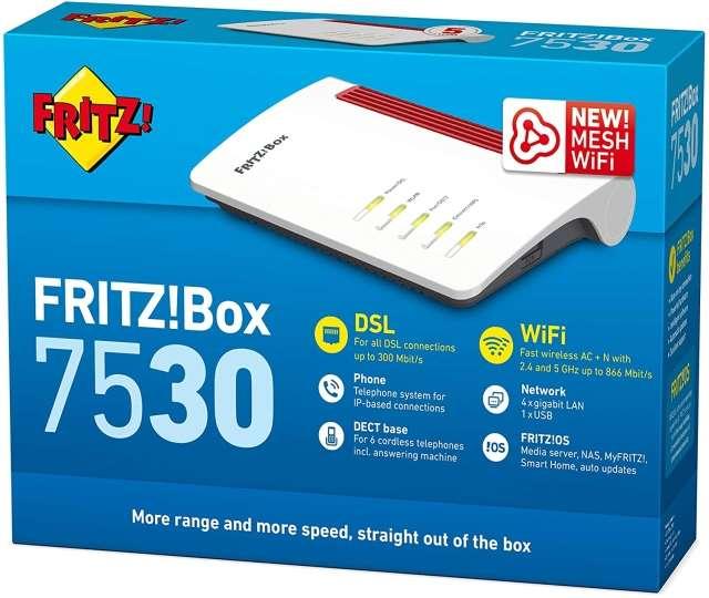 AVM FRITZBox 7530