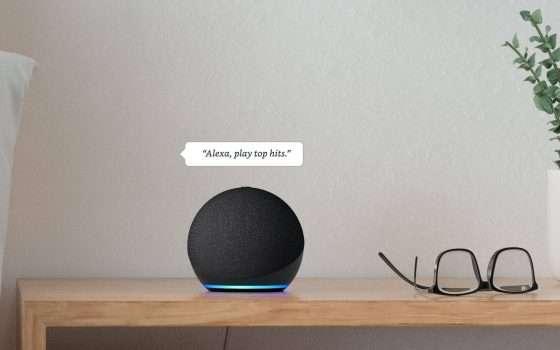 Amazon Echo: music sharing con Alexa