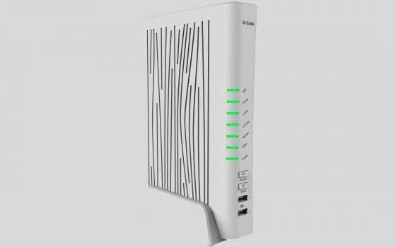 D-Link DVA-5593, router con porta SFP in sconto