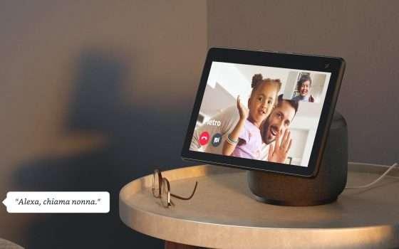 Amazon lavora su un Echo Show da parete?