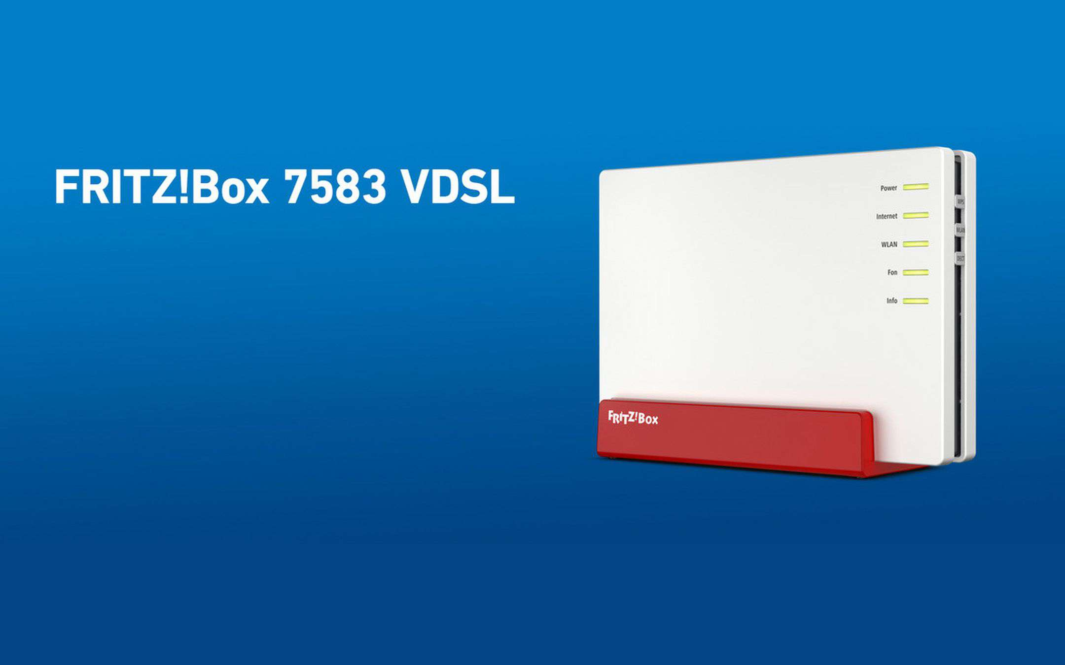 AVM FRITZ! Box 7583, new high-end router
