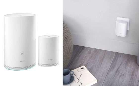 Kit ibrido mesh/powerline Huawei super scontato