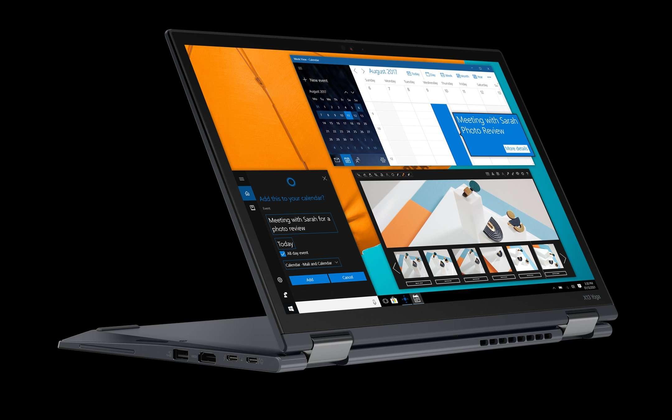 Lenovo ThinkPad 2021: 13 business notebooks