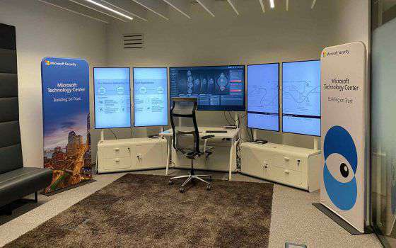 Microsoft presenta la Cybersecurity Experience