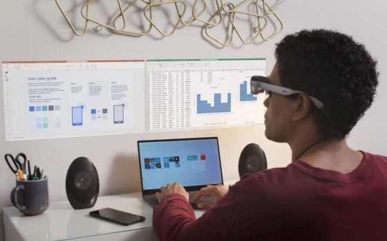 Qualcomm XR1 Smart Viewer: produttività in AR