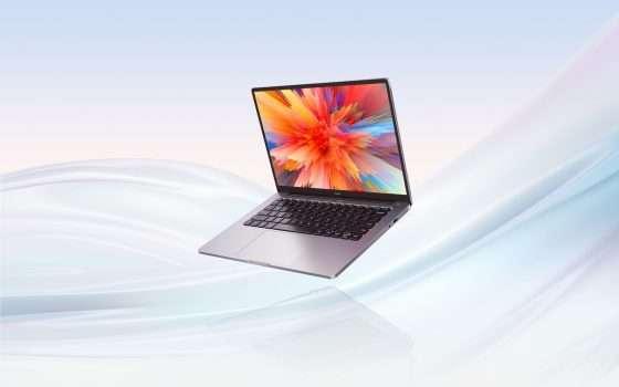 RedmiBook Pro 14 e 15: schermi Super Retina