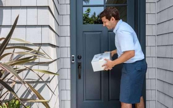 Ring Video Doorbell, il benvenuto di Alexa