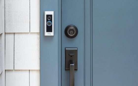Ring Video Doorbell Pro: sconto del 28% su Amazon
