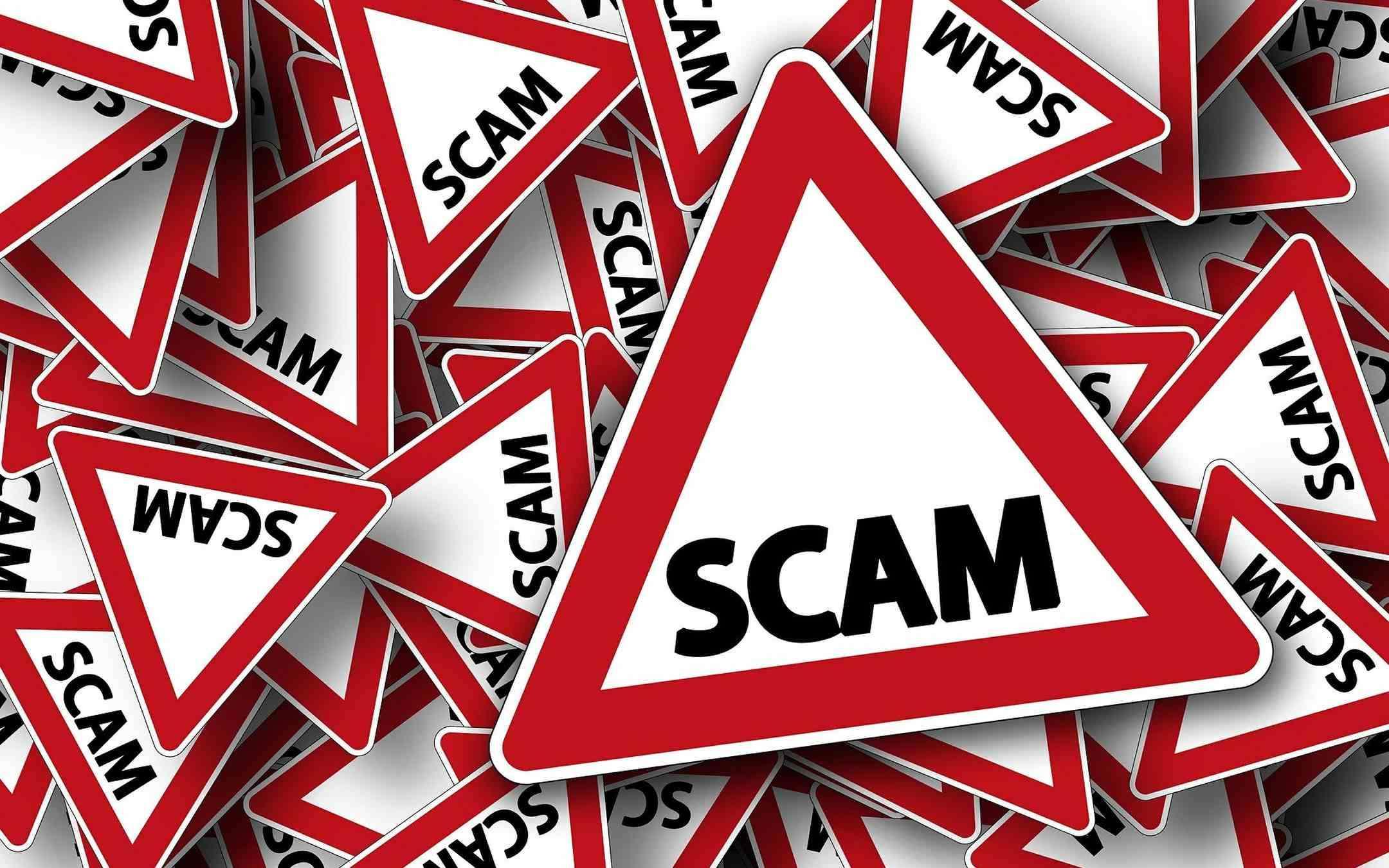Apple App Store, many million dollar scam apps