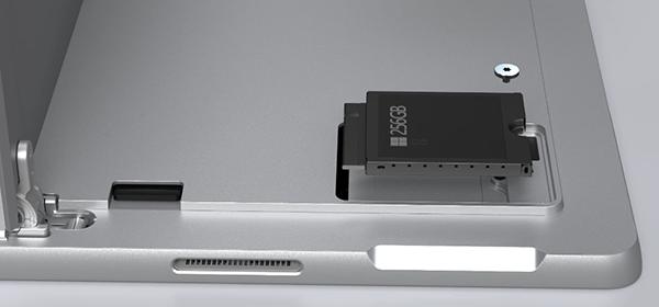Surface Pro 7 Plus SSD