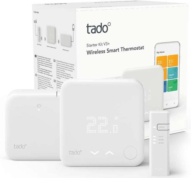 Termostato wireless kit tado°