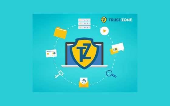 Trust.Zone VPN: sconto fino al 78% per due anni