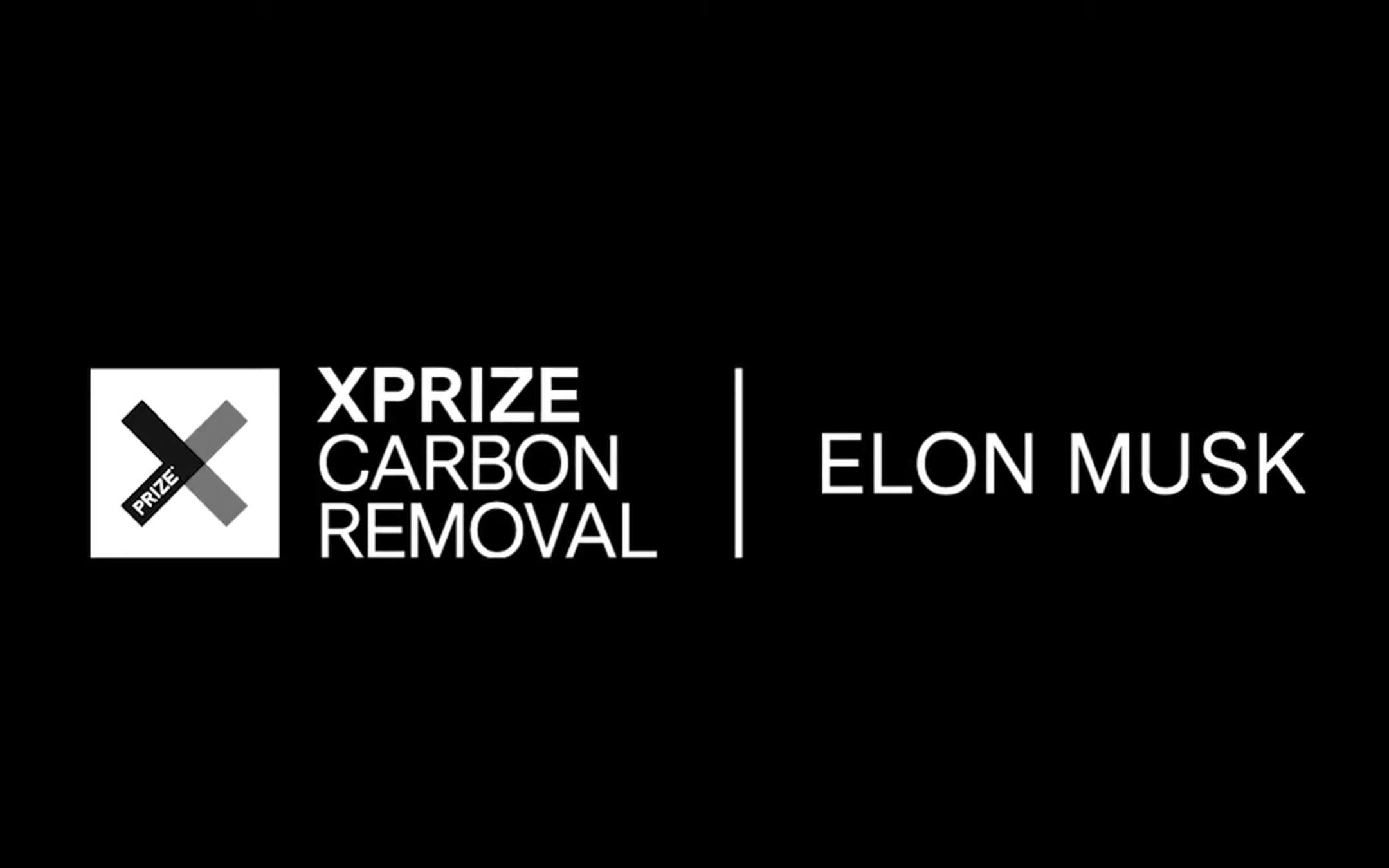 XPRIZE Carbon Removal, the competition begins