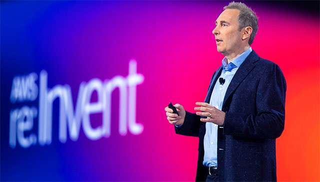 Andy Jassy, già CEO di AWS e prossimo CEO di Amazon
