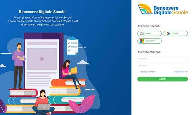 Benessere Digitale Scuole