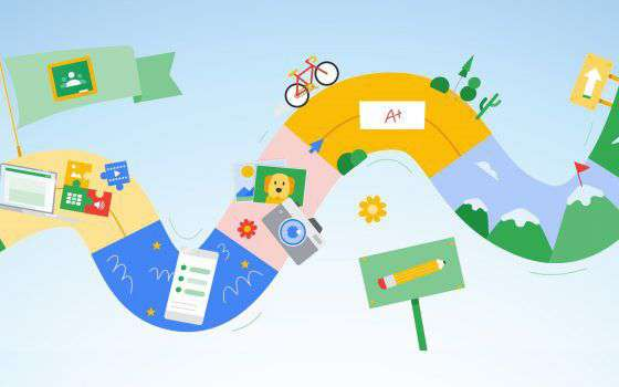 Google, oltre 50 novità per Classroom e Meet