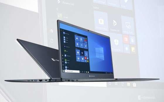 Dynabook presenta il laptop Satellite Pro C50-G