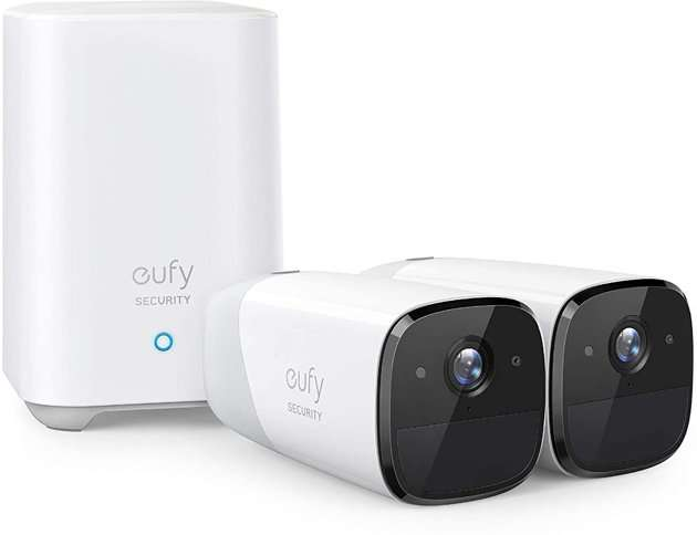 Telecamere di sicurezza domestica wireless eufy