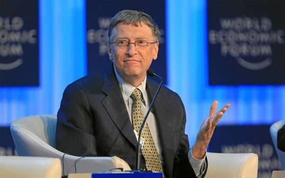 Bill Gates: serve un Elon Musk in ogni settore