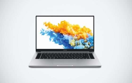 Arriva HONOR MagicBook PRO con processore Intel