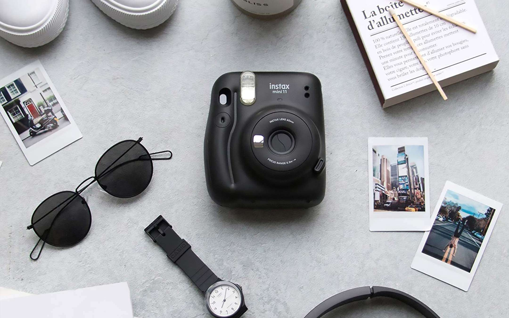 Fujifilm Instax mini 11 snapshot on sale