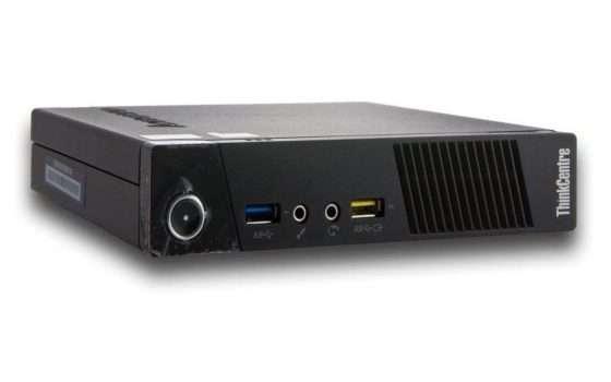 Mini PC Lenovo Intel Core i5 8/240GB in offerta