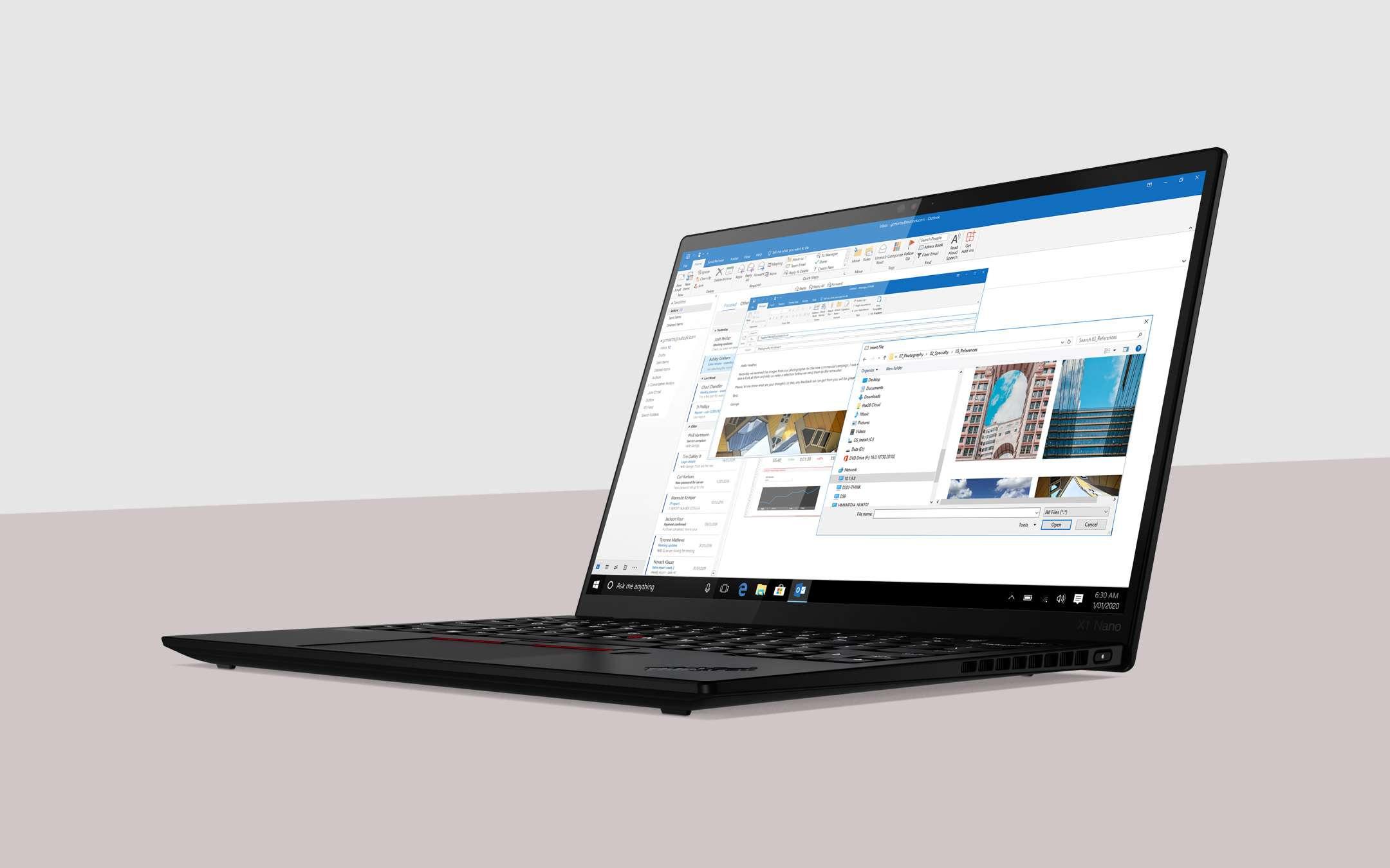 Lenovo ThinkPad X1 Nano in Italy (soon also 5G)