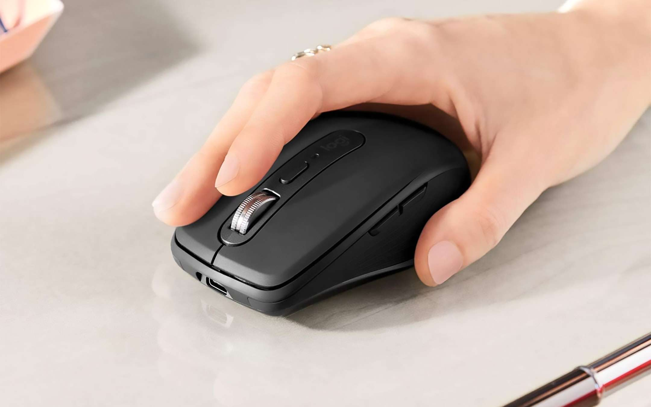 Logitech MX Anywhere 3, 22% discount on Amazon