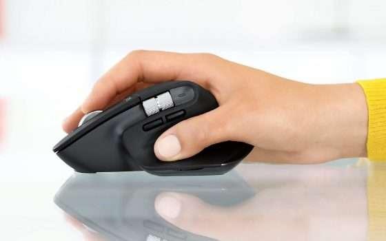 Logitech MX Master 3 in offerta: non un mouse, IL MOUSE