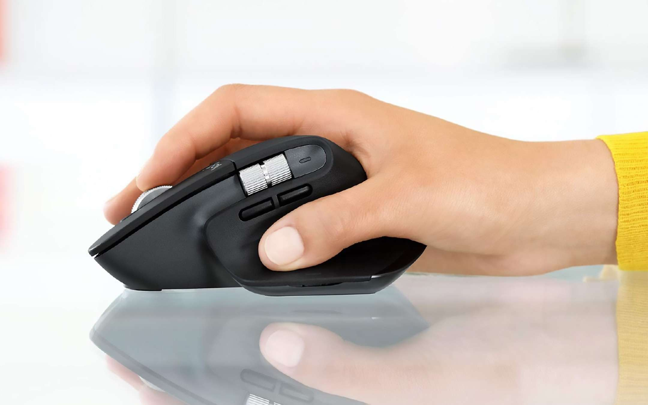 Logitech MX Master 3 on offer: not a mouse, THE MOUSE